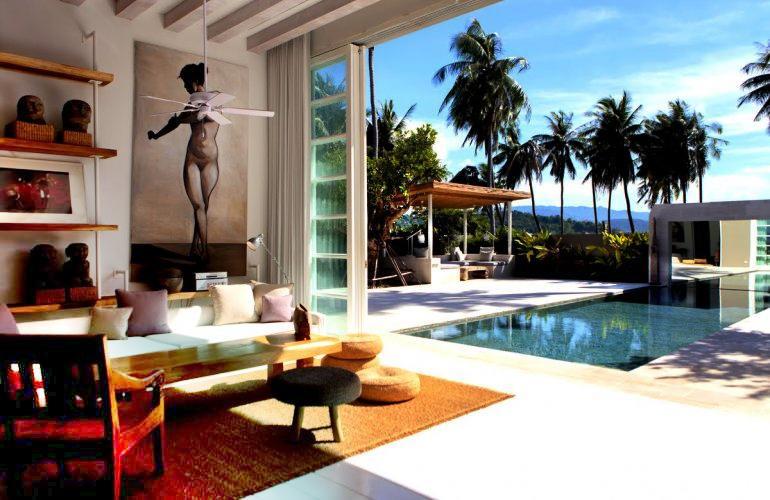 Villa 114 - Walk to beautiful Choeng Mon Beach - Image 1 - Choeng Mon - rentals
