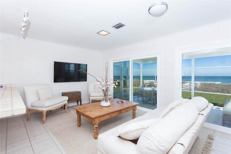 White Dolphin Beach House, 3 Bedrooms, Beach Front, Sleeps 6 - Image 1 - Florida North Atlantic Coast - rentals