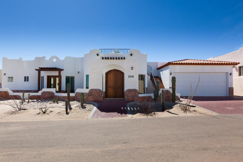 House #226 - 3 BR House in gated community with best beach - San Felipe - rentals
