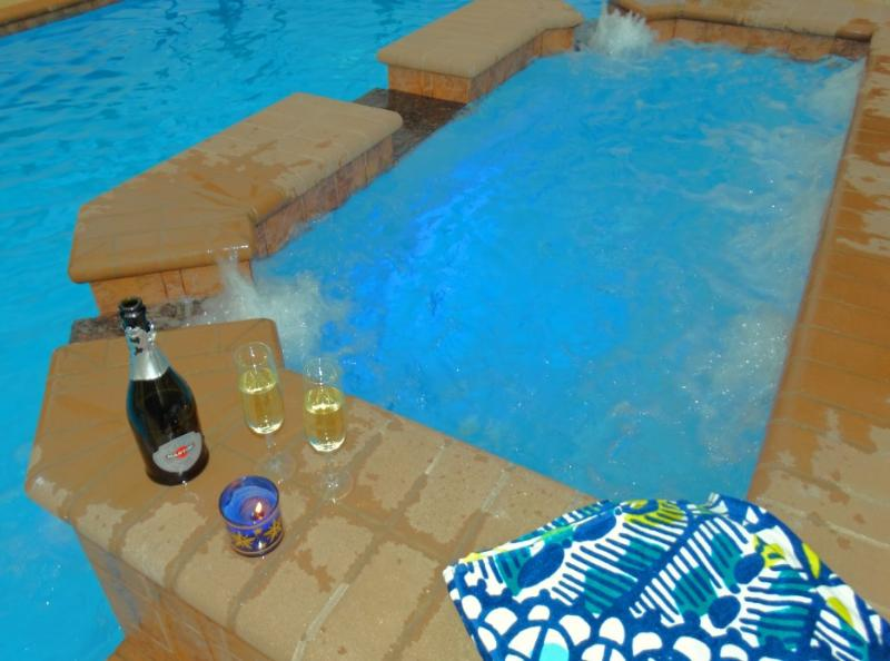 Spa - Southern exposure  home with over-sized pool &!!! - Cape Coral - rentals