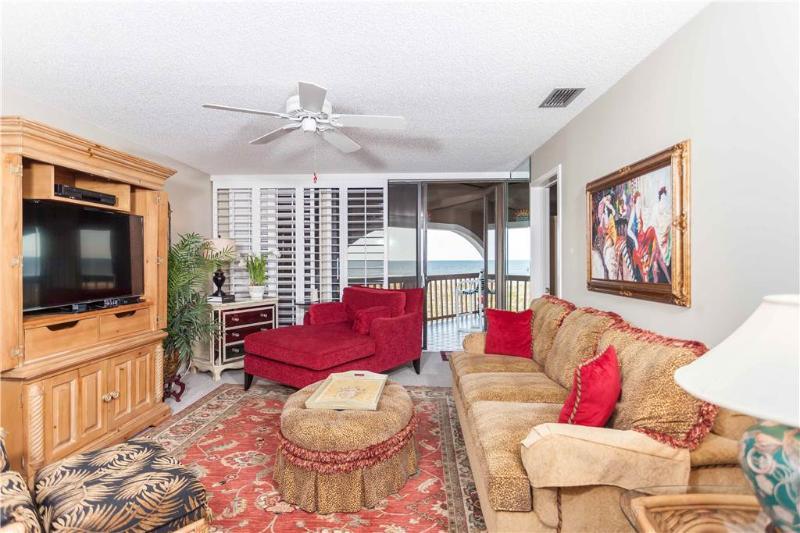 Hibiscus 301-A, 2 Bedrooms, Ocean Front, 3 Pools, Pet Friendly, Sleeps 6 - Image 1 - Saint Augustine - rentals