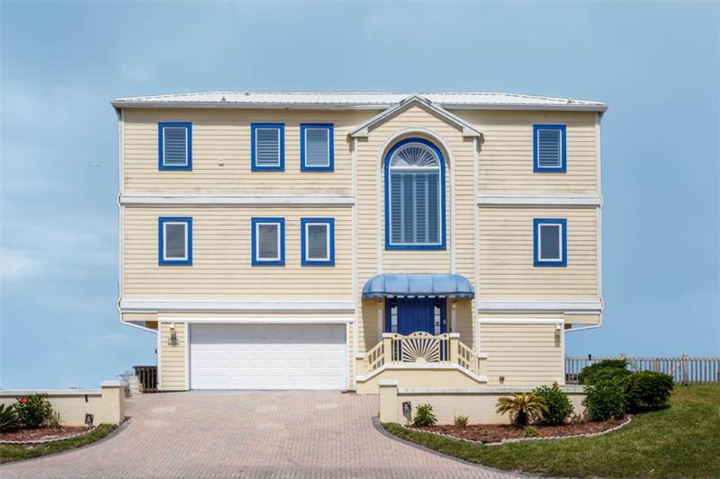 Sun and Surf, 4 Bedrooms, Ocean Front, Pet Friendly, WiFi, Sleeps 11 - Image 1 - Saint Augustine - rentals