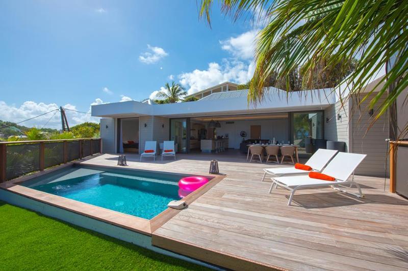Villa Caco - Image 1 - Petit Cul de Sac - rentals