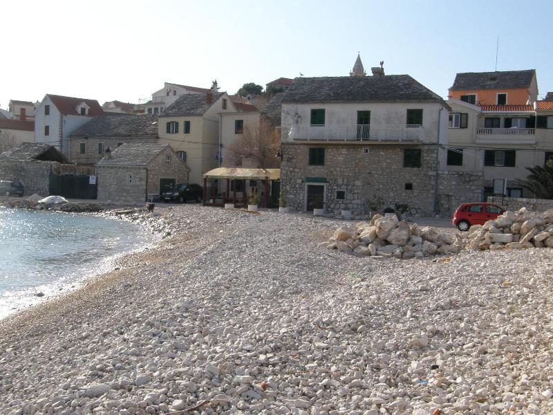 beach - 5090 A2(2+1) gornji - Primosten - Primosten - rentals