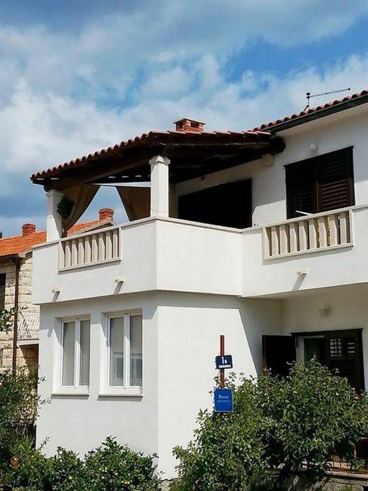 house - 06101SUPE A1(4+2) - Supetar - Supetar - rentals