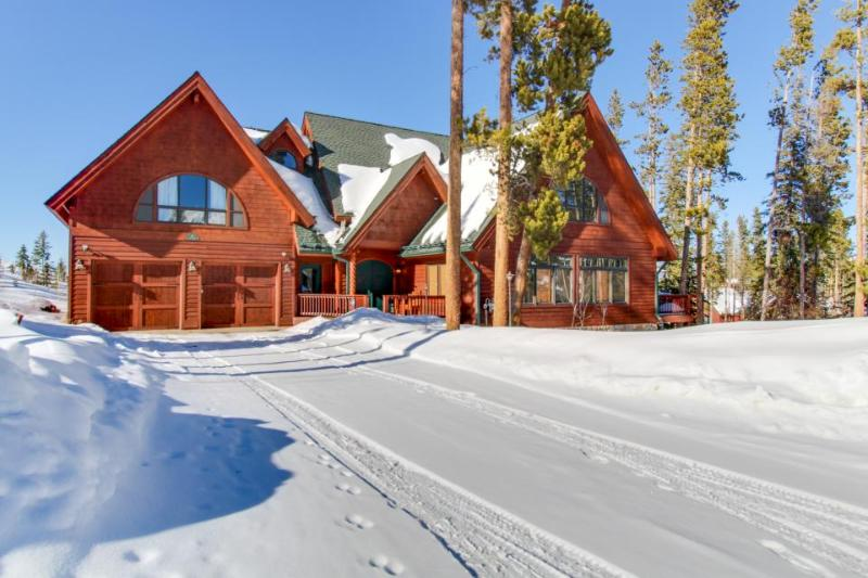 Luxury home and in-law suite w/ awesome mountain views - 4 miles to Winter Park! - Image 1 - Winter Park - rentals