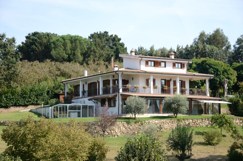 Relaxing Rural Villa close to Rome and to many local attractions - Relaxing Rural Villa close to Rome and more - Bassano Romano - rentals