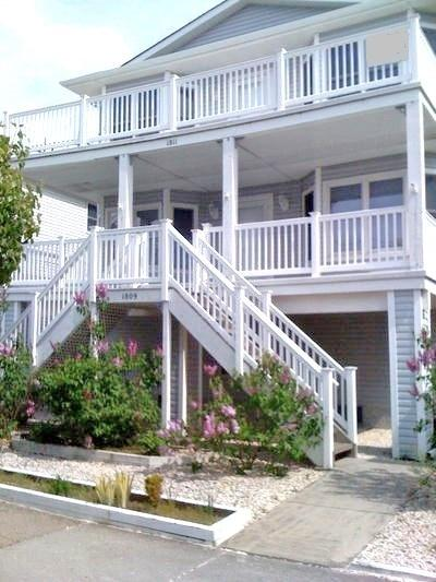1809 Central Avenue 1st Floor 112302 - Image 1 - Ocean City - rentals