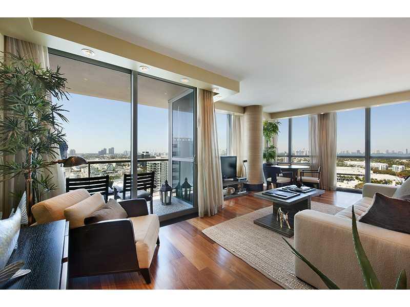 2 BR Private Residence at Setai - Image 1 - Miami Beach - rentals