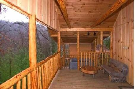 Treehouse Cabin - Image 1 - Hot Springs - rentals