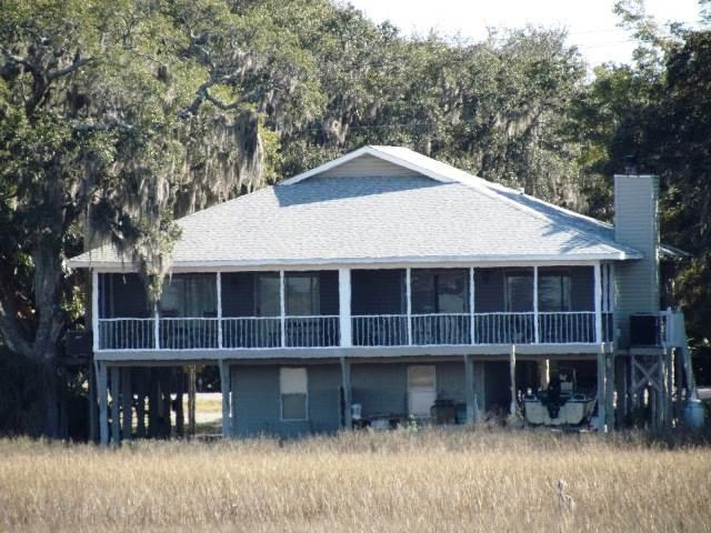 "1303-A Jungle Rd - ""La Marsh Inn"" - Image 1 - Edisto Beach - rentals"