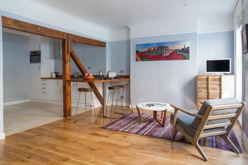 onefinestay - New Row Studio II private home - Image 1 - London - rentals