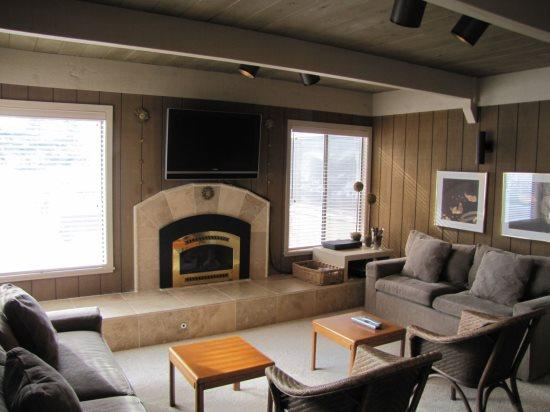 Downstairs Living Room - Sun Valley Villagers 1235 - Ketchum - rentals