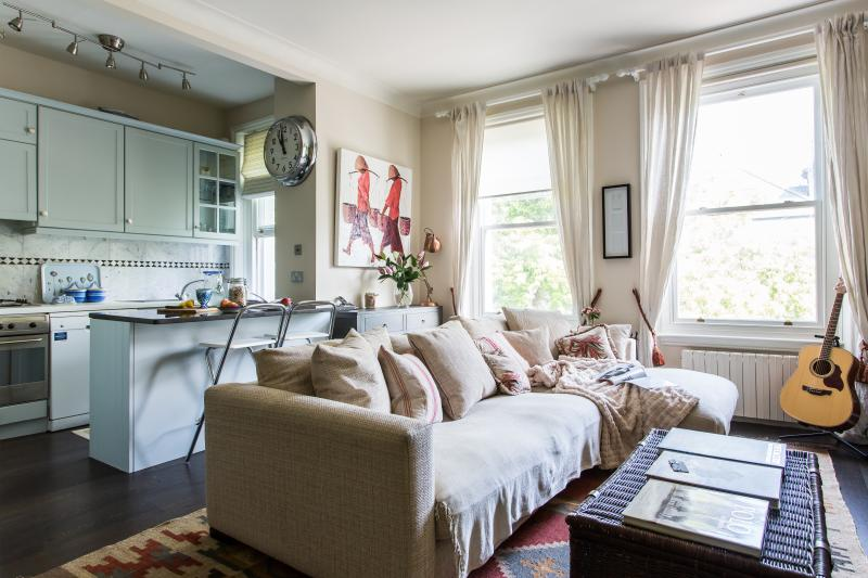 One Fine Stay - Redcliffe Gardens V apartment - Image 1 - London - rentals