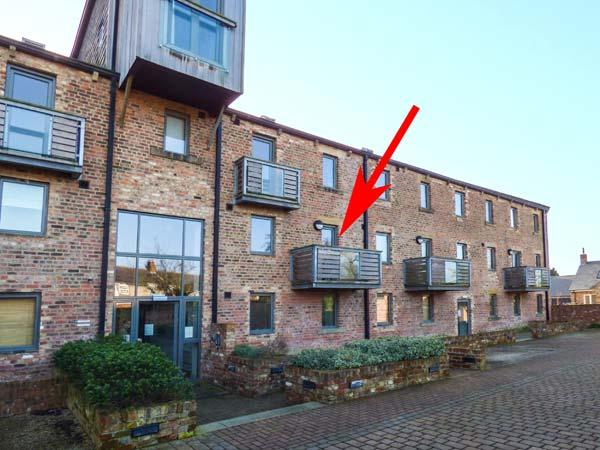 THE MALTINGS, ground and first floor apartment, WiFi, pet-friendly, near Ripon Ref 931382 - Image 1 - Ripon - rentals