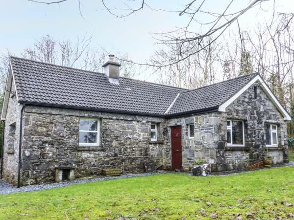 DUN NA RON, woodland setting, exposed beams and walls, solid fuel stove, Oughterard, Ref 932620 - Image 1 - Oughterard - rentals