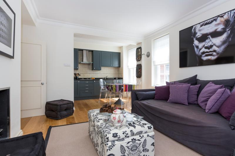 One Fine Stay - Tite Street VI apartment - Image 1 - London - rentals