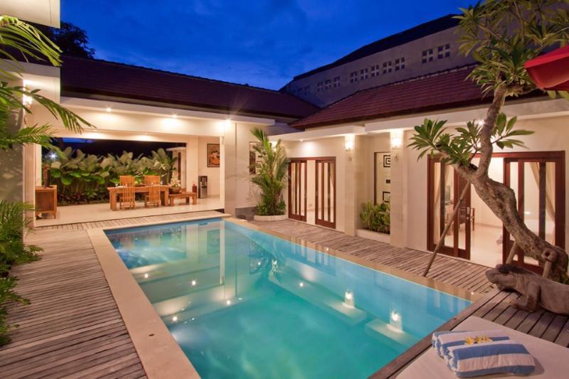 Amazing Villa Kubu d' Kuwum centered location - Image 1 - Seminyak - rentals