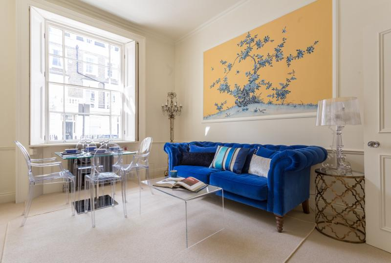 One Fine Stay - Winchester Street II apartment - Image 1 - London - rentals