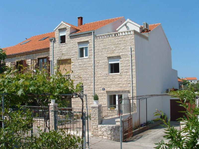 house - 7501SUPE A2(6) - Supetar - Supetar - rentals