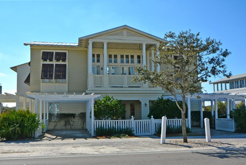 exterior - Stay a Little Longer - Seaside - rentals