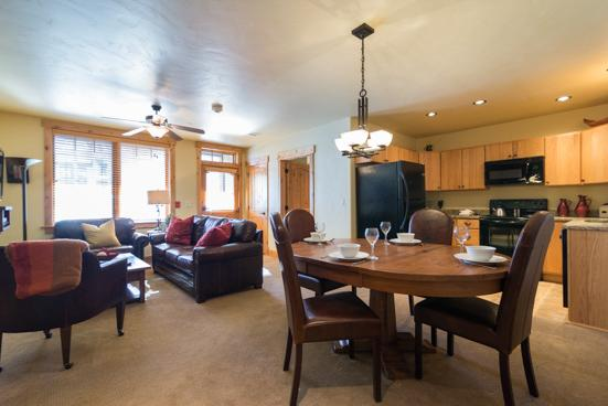 Bear Lodge 6116 - Grand - 6116 Bear Lodge, Trappeurs - Steamboat Springs - rentals