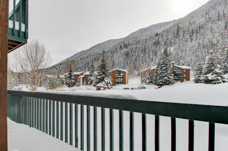 Great family condo five miles from Vail, pool/hot tub access - Image 1 - Vail - rentals