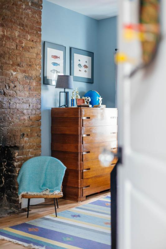 onefinestay - Waverly Avenue Townhouse private home - Image 1 - New York City - rentals