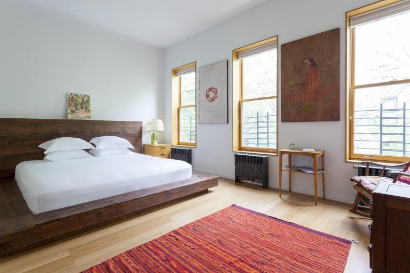 onefinestay - West 112th Townhouse private home - Image 1 - New York City - rentals