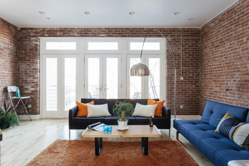 onefinestay - West 128th Street private home - Image 1 - New York City - rentals
