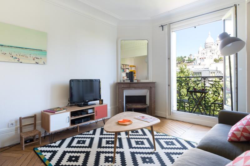 One Fine Stay - Boulevard de Rochechouart apartment - Image 1 - Paris - rentals