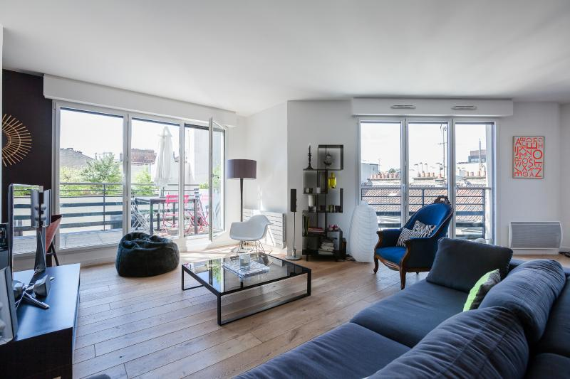 onefinestay - Avenue André Morizet II private home - Image 1 - Paris - rentals