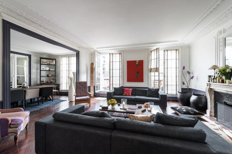 onefinestay - Avenue Bertie Albrecht private home - Image 1 - Paris - rentals
