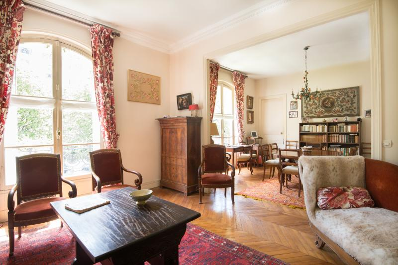 onefinestay - Avenue Charles Floquet II private home - Image 1 - Paris - rentals