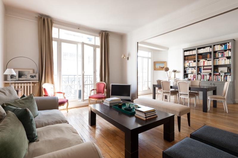 One Fine Stay - Avenue de Lamballe apartment - Image 1 - Paris - rentals
