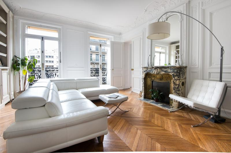 onefinestay - Avenue de Wagram III private home - Image 1 - Paris - rentals