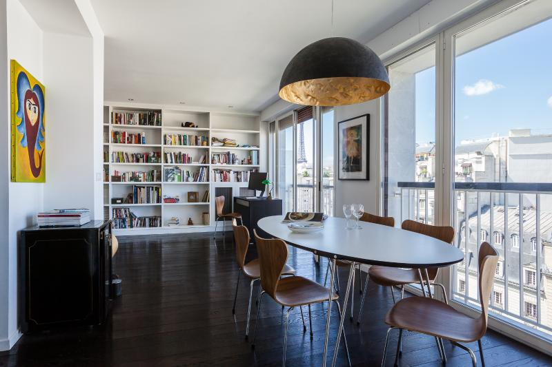 One Fine Stay - Avenue George V apartment - Image 1 - Paris - rentals