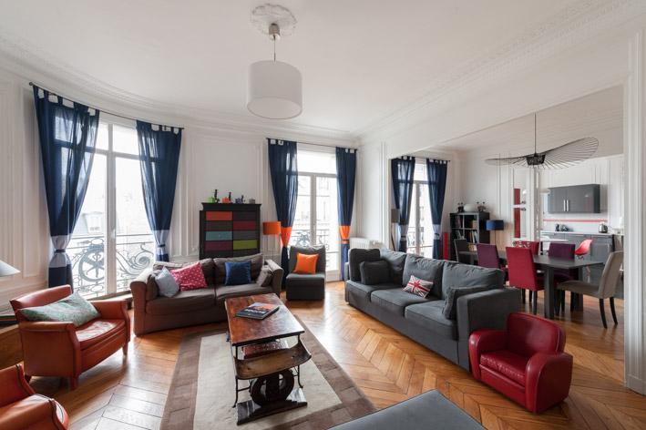 One Fine Stay - Avenue Paul Doumer II apartment - Image 1 - Paris - rentals