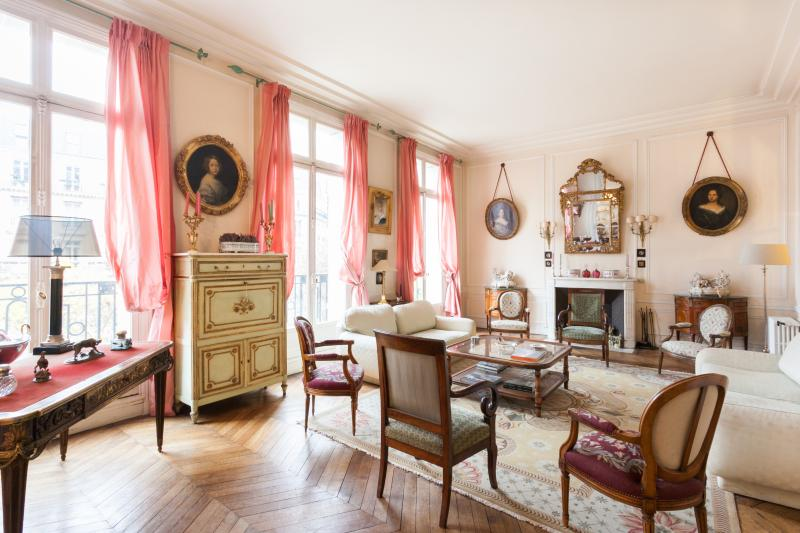 One Fine Stay - Boulevard Jules Sandeau apartment - Image 1 - Paris - rentals