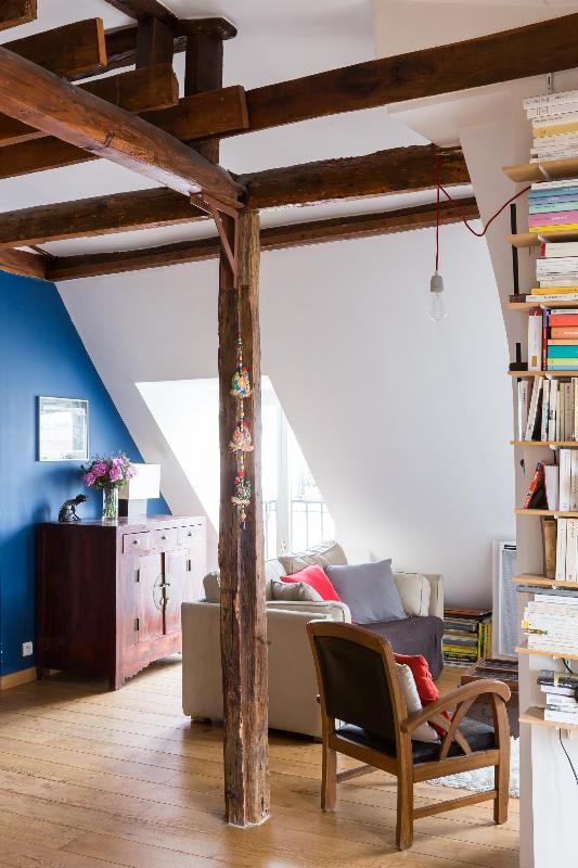 One Fine Stay - Rue Aristide Bruant apartment - Image 1 - Paris - rentals