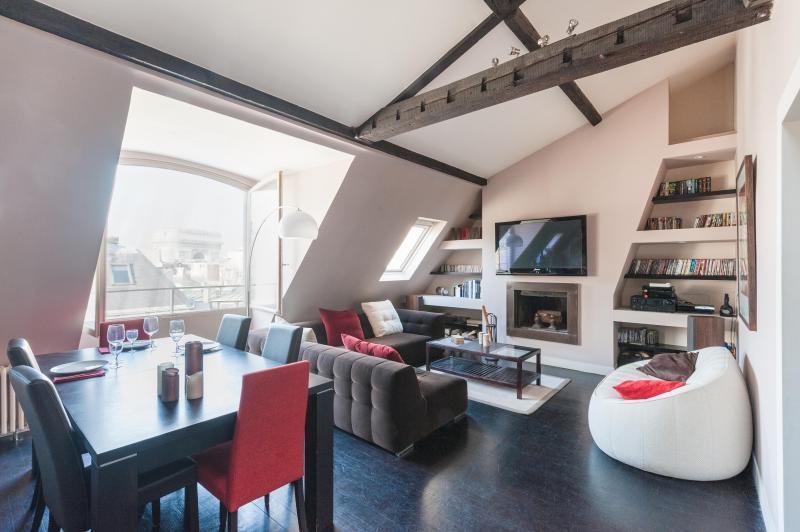 Rue Auguste Vacquerie - Image 1 - Paris - rentals