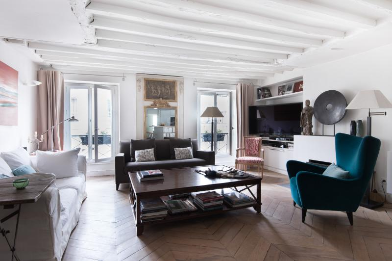 One Fine Stay - Rue Bergère II apartment - Image 1 - Paris - rentals
