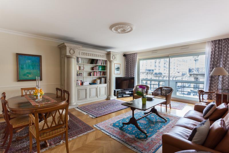 onefinestay - Rue Benjamin Franklin private home - Image 1 - Paris - rentals