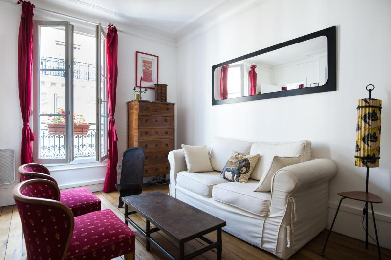 onefinestay - Rue Cardinet II private home - Image 1 - Paris - rentals