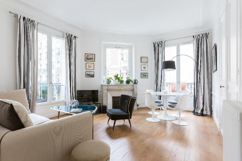 onefinestay - Rue Cardinet III private home - Image 1 - Paris - rentals