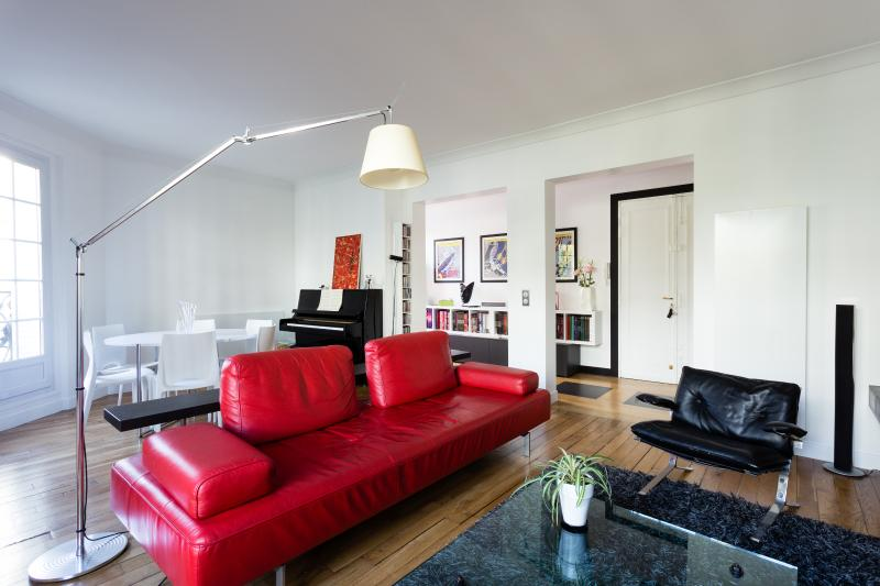 onefinestay - Rue Caulaincourt II private home - Image 1 - Paris - rentals