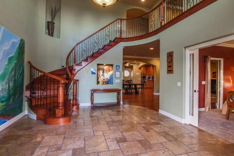 Disney-themed home w/pool, hot tub, play set, & prime location - Image 1 - Anaheim - rentals