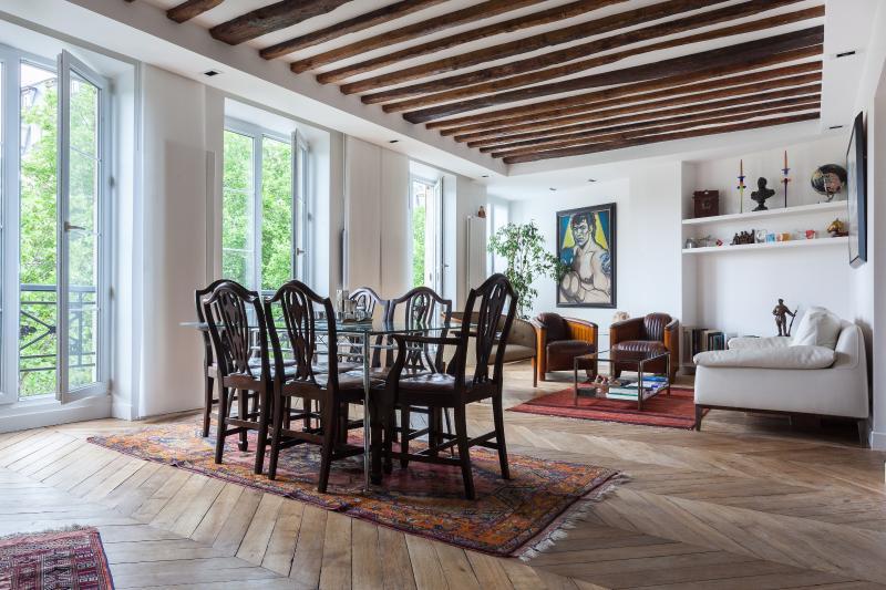 One Fine Stay - Rue Coquillière apartment - Image 1 - Paris - rentals