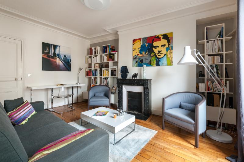Rue Custine - Image 1 - Paris - rentals