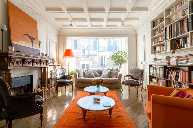 One Fine Stay - Rue de Magdebourg II apartment - Image 1 - Paris - rentals